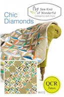 Chic Diamonds Pattern