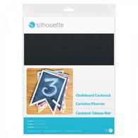 Chalkboard Cardstock 8.5in x 11in 6/pkg