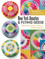 New York Beauties and Flying Geese Book