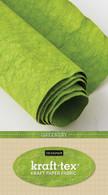 krafttex Kraft Paper Fabric Roll 18.5in x 28.5in Roll Greenery