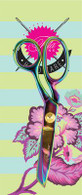 Fabric Shear 6 inch Micro Serrated - Tula Pink Hardware Collection