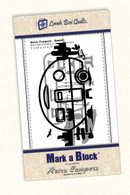 Retro Campers Mark-a-Block