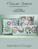 Flower Dance Part 2 - Flamenco Pillows with CD