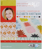 Aurifil 10 Small 50wt Spool Collection Elizabeth Hartmans Favorites