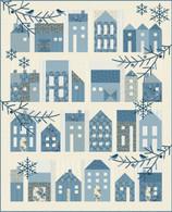 Winter Village Quilt Pattern