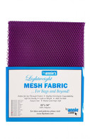 Lightweight Mesh Fabric Tahiti 18in x 54in