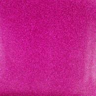Glitter Mirror Canvas Vinyl Roll 12in x 54in Hot Pink