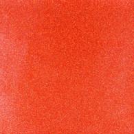 Glitter Mirror Canvas Vinyl Roll 12in x 54in Red