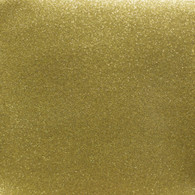 Glitter Mirror Canvas Vinyl Roll 12in x 54in Tarnished Gold