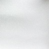 Glitter Mirror Canvas Vinyl Roll 12in x 54in White