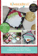 That's Sew Chenille: Christmas Hot Pads Machine Embroidery CD