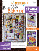 Broomhildas Bakery Book Sewing Version