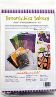 Broomhildas Bakery Quilt Embellishment Kit