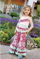 Rosie Posie Ruffle Pants