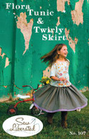 Flora Tunic & Twirly Skirt
