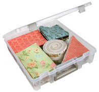 Super Satchel One Compartment Clear