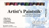 Paintstik Iridescent Professional Assortment 12/pkg