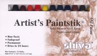 Paintstik Matte Professional Assortment 12/pkg