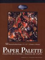 Paintstik Palette Paper