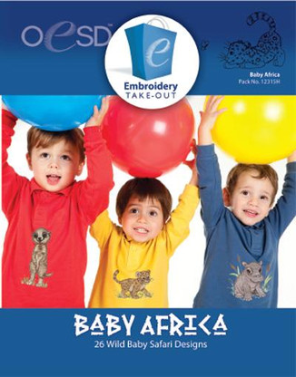 Baby Africa CD