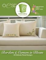 Borders & Corners in Bloom CD