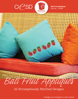 Bali Fruit Appliques CD