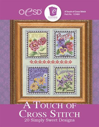 A Touch of Cross-Stitch CD