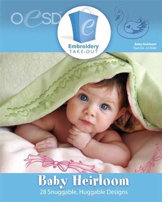 Baby Heirloom CD