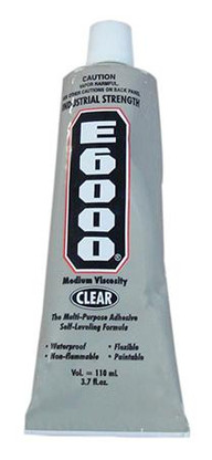 Amazing E-6000 Glue 3.7oz