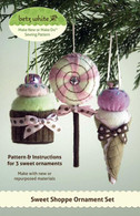 Sweet Shoppe Ornament Set