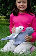 Slippy & Slide Stuffed Felt Seals