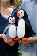 Poppy & Pip Stuffed Felt Penguins