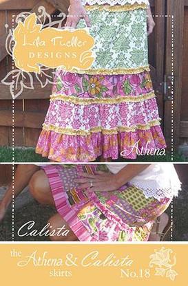 Athena & Calista Skirts