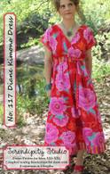Diane Kimono Dress