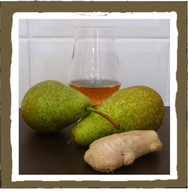 ginger pear (votive)