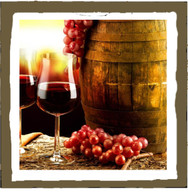 merlot & blackberries (votive)