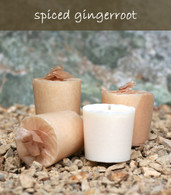 spiced gingerroot (votive)