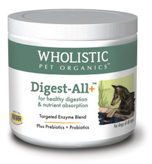Wholistic Digest All Plus Enzymes & Probiotics