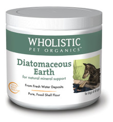 Wholistic Diatomaceous Earth - 13oz