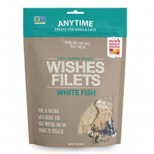 Honest Kitchen Wishes Fish Treats for Dogs and Cats 3oz