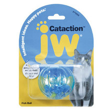 JW Pet Fish Ball - Cat Toy