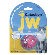JW Pet Flower Ball - Cat Toy