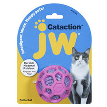 JW Pet Rattle Ball - Cat Toy