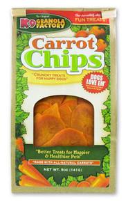 K9 Granola Factory Carrot Chips 5oz