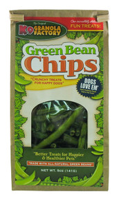 K9 Granola Factory Green Bean Chips 5oz