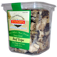 Evanger's Freeze Dried Beef Tripe Treats