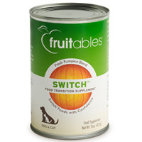 Fruitables SWITCH- Pet Food Transition Supplement