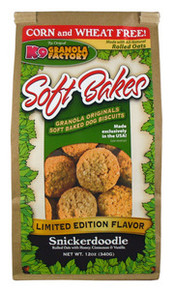 K9 Granola Factory Snickerdoodle Soft Bakes