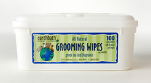 Wipes: Green Tea Grooming  100ct