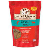 Stella & Chewy's Surf 'N Turf Freeze Dried Dinner 16oz
